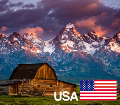 Landen USA