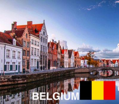 Países BELGIUM